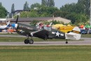 Curtiss P-40N Warhawk - F-AZKU