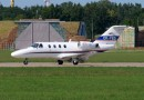 Cessna 525 CitationJet - OK-PBS