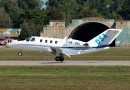 Cessna 525 CitationJet - OK-DSJ