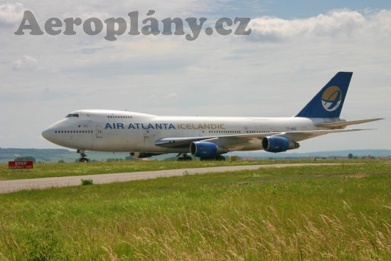 Boeing 747-243B(SF) - TF-AMD