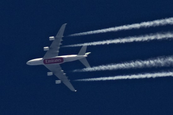 Airbus A380-861 - A6-EDT