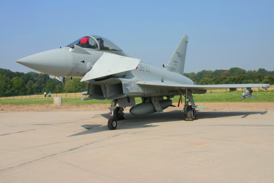 Eurofighter EF-2000 Typhoon S - MM7296/36-22