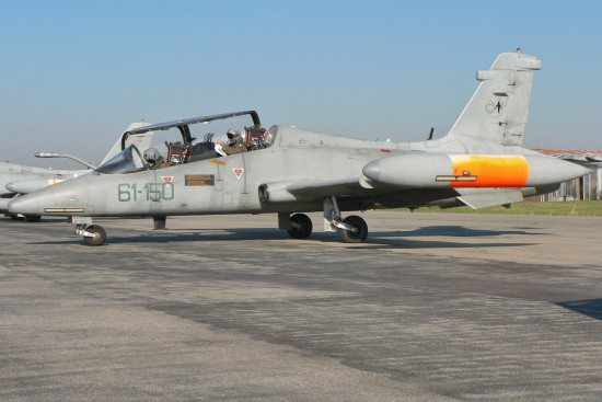 Aermacchi MB-339CD - MM-55080/61-150