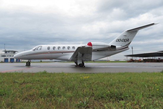 Cessna 525A Citation CJ2 - OO-DDA