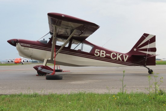 American Champion Super Decathlon - 5B-CKV