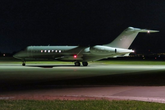 Bombardier BD-700-1A10 Global Express - G-GLBX
