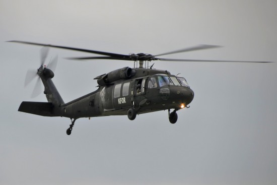 Sikorsky UH-60A Black Hawk - 82-23722