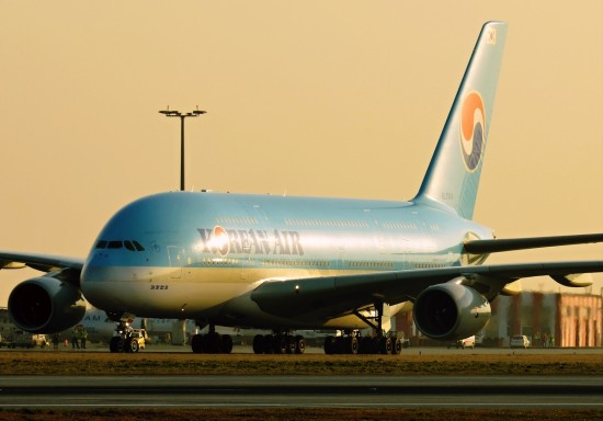 Airbus A380-861 -  HL7614