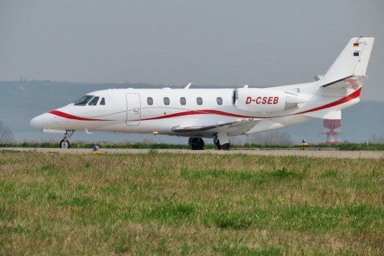 Cessna 560XL Citation XLS+ - D-CSEB