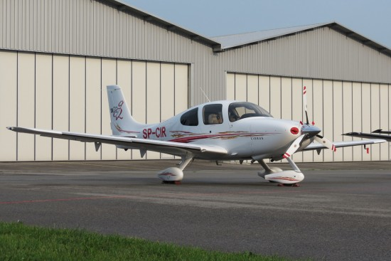 Cirrus SR22 - SP-CIR