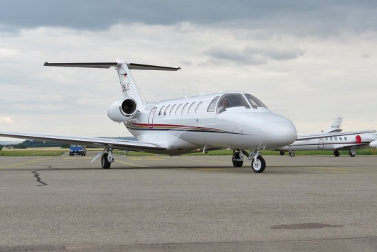 Cessna 525B Citation CJ3 - D-CELE