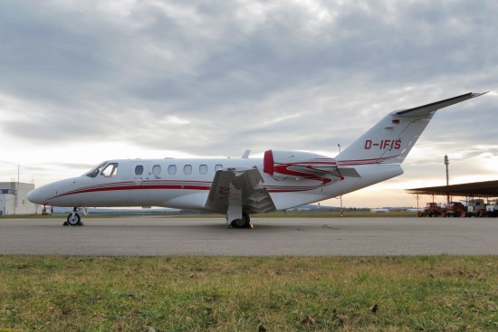 Cessna 525A Citation CJ2+ - D-IFIS