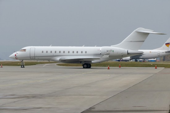 Bombardier BD-700-1A11 Global 5000 - N15PX