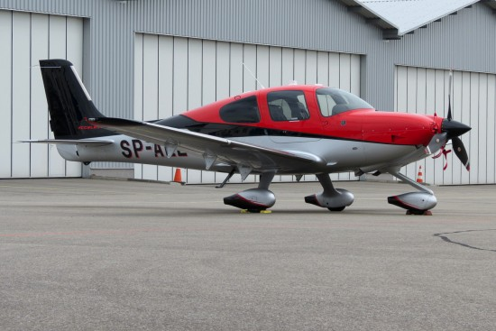 Cirrus SR22T G5 GTS Accelero - SP-ALL