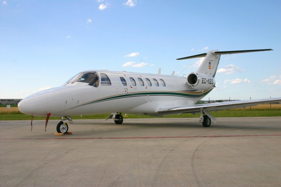 Cessna 525A Citation CJ2 - EC-KES