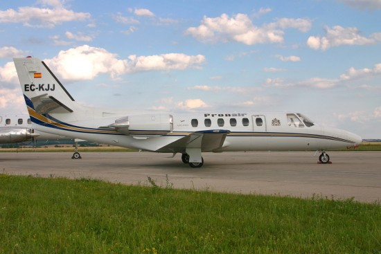 Cessna 550 Citation II - EC-KJJ