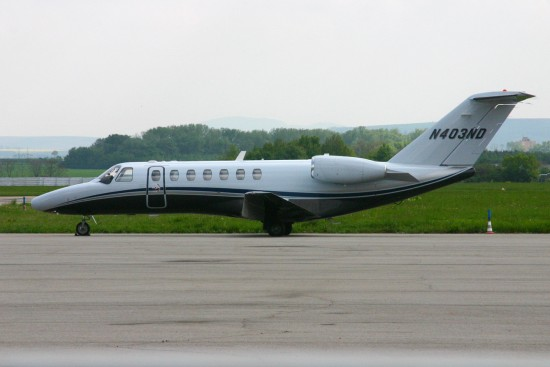 Cessna 525B Citation CJ3 - N403ND
