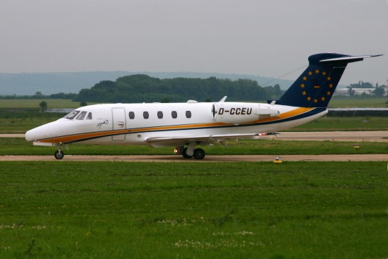 Cessna 650 Citation III - D-CCEU