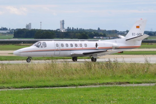 Cessna 560 Citation V Ultra - EC-GOV