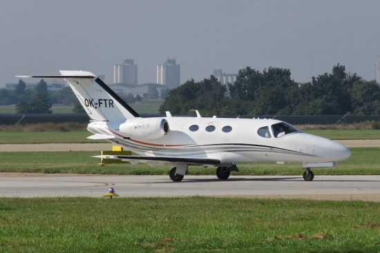 Cessna 510 Citation Mustang - OK-FTR