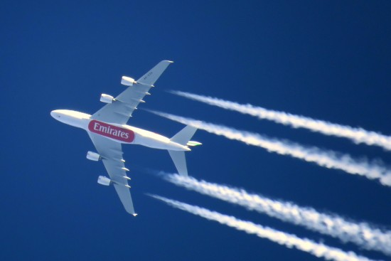 Airbus A380-861 - A6-EOH