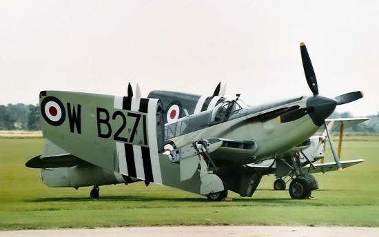Fairey Firefly AS.5