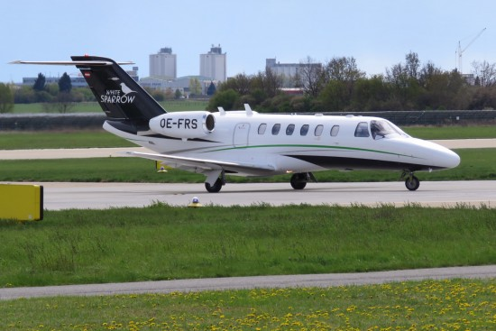 Cessna 525A Citation CJ2 - OE-FRS
