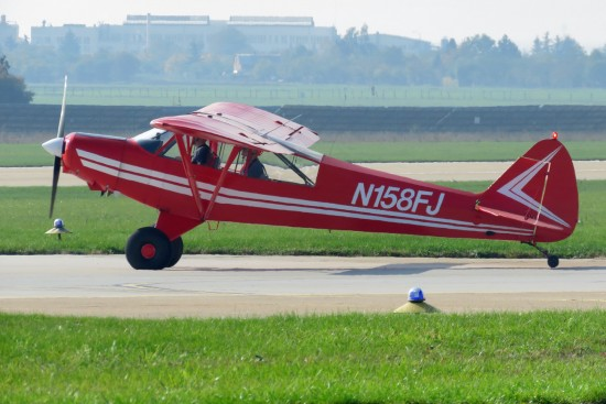 Piper PA-18-150 Super Cub - N158FJ