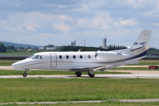 Cessna 560XL Citation Excel - OK-AST