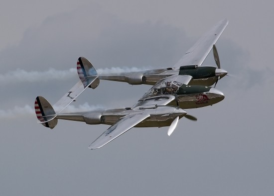 Lockheed  - P-38 Lightninig