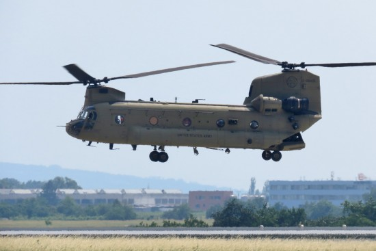 Boeing CH-47F Chinook (414) - 13-08435