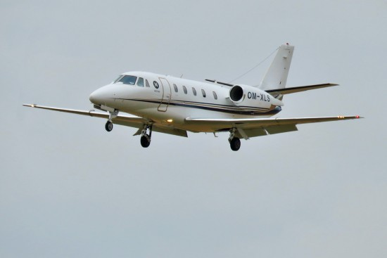 Cessna 560XL Citation XLS+ - OM-XLS