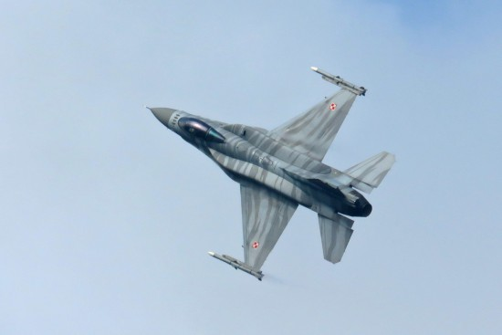 Lockheed Martin F-16CJ Fighting Falcon - 4052