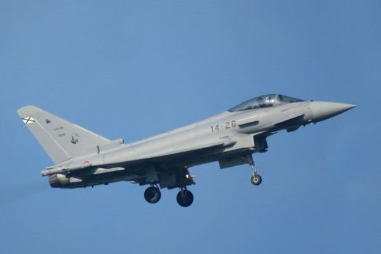 Eurofighter EF-2000 Typhoon S - C16-68