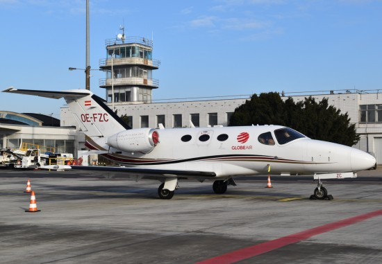 Cessna 510 Citation Mustang - OE-FZC