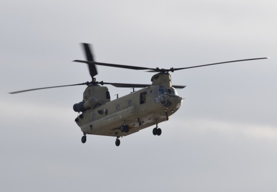 Boeing CH-47F Chinook - 84744