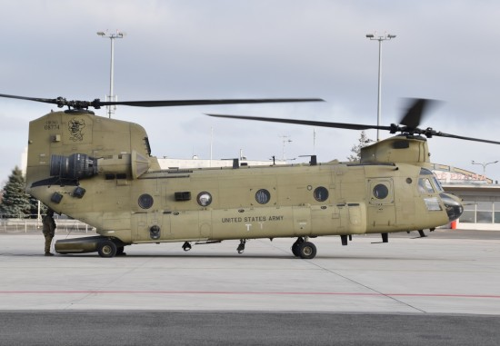 Boeing CH-47F Chinook - 8774