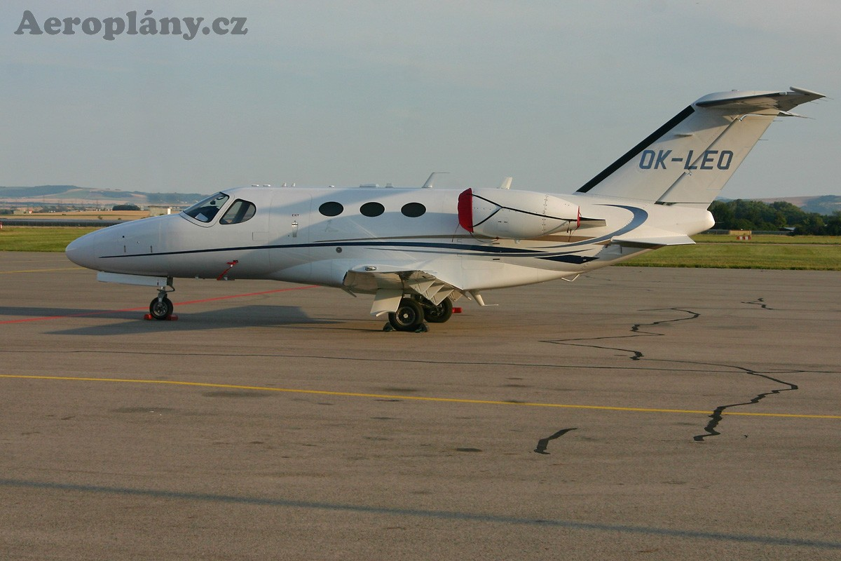 Cessna 510 Citation Mustang - OK-LEO