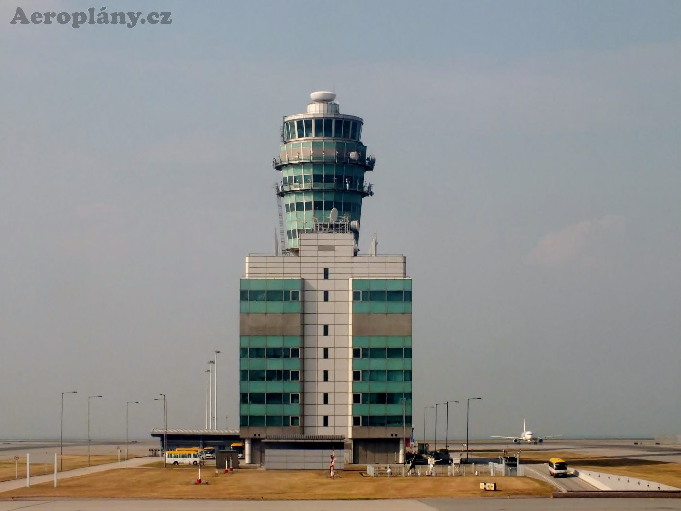 Hong Kong Control Tower