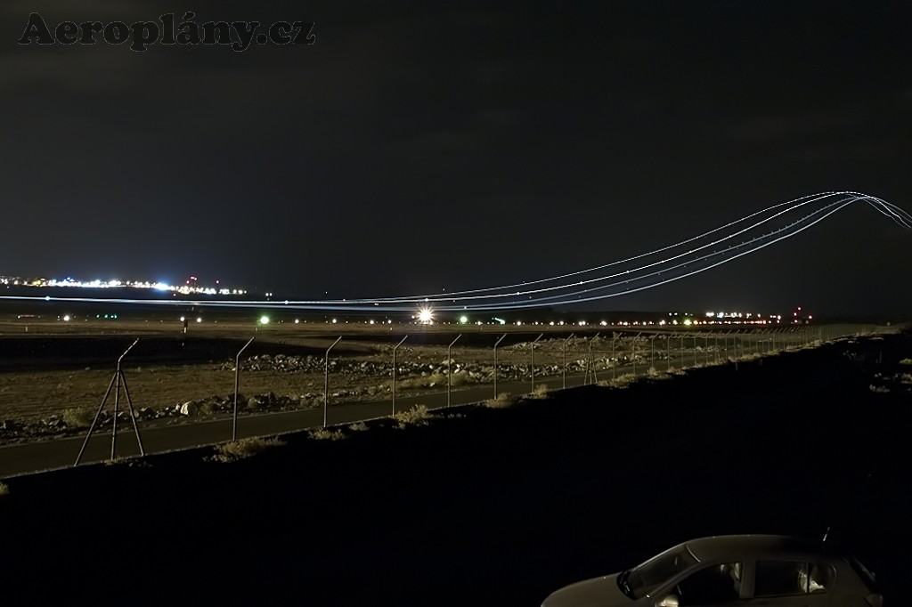Night Shot---Airport Overviews