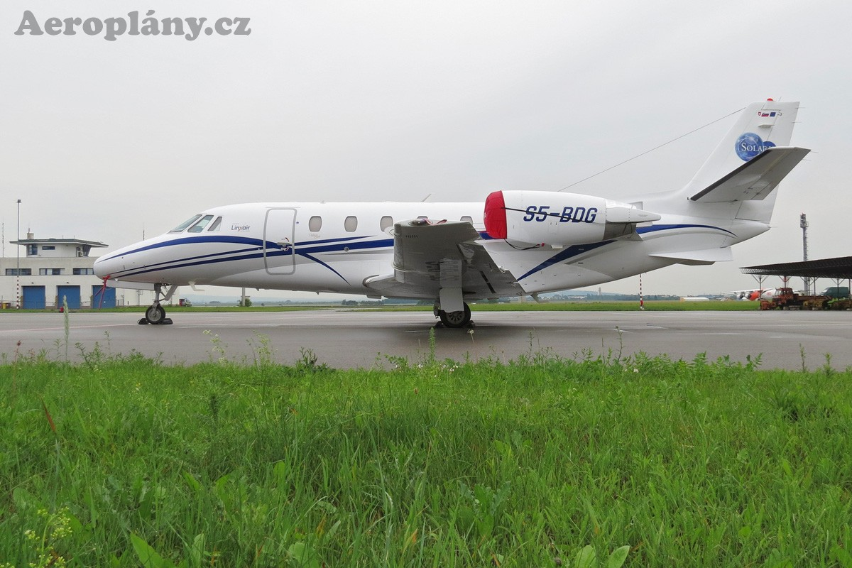 Cessna 560XL Citation Excel - S5-BDG