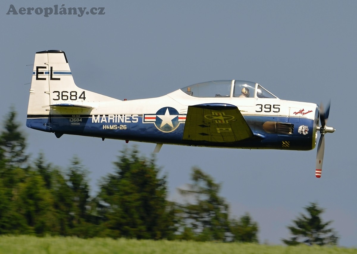 North American T-28A Nomad - N2800G