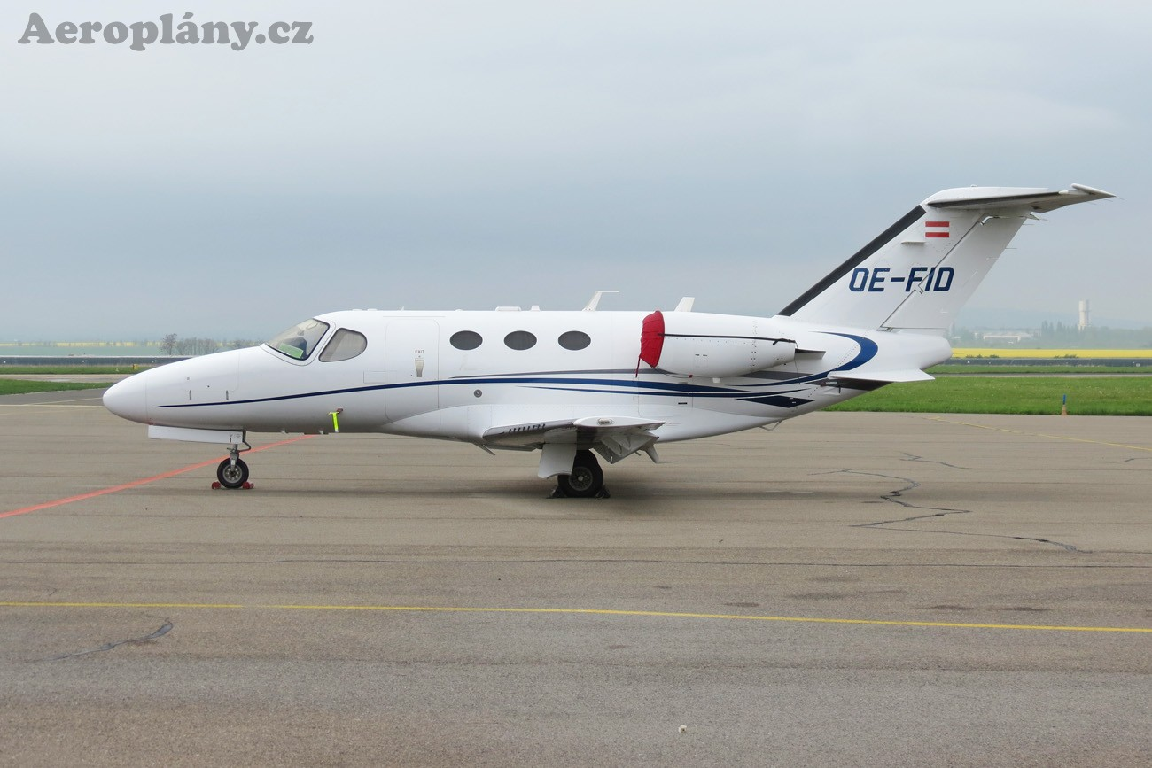 Cessna 510 Citation Mustang - OE-FID