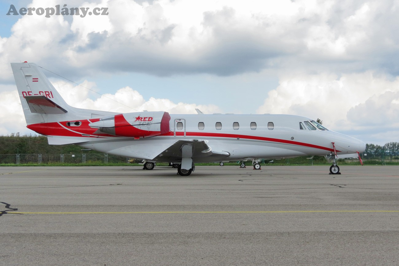 Cessna 560XL Citation Excel - OE-GRI