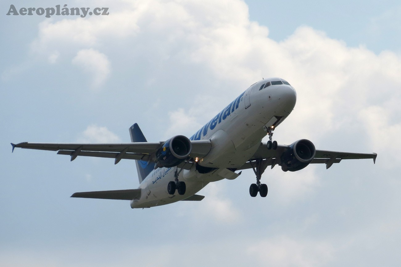 Airbus A320-214 - TS-INQ