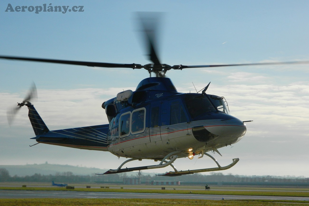 Bell 412 - OK-BYP