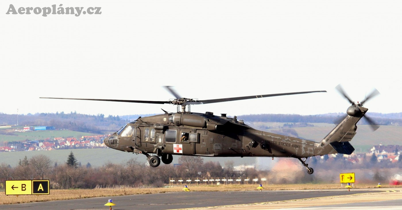 Sikorsky UH-60A Black Hawk - 84-23967