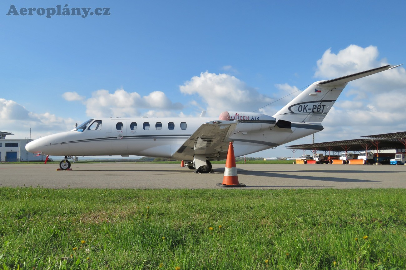 Cessna 525A Citation CJ2 - OK-PBT