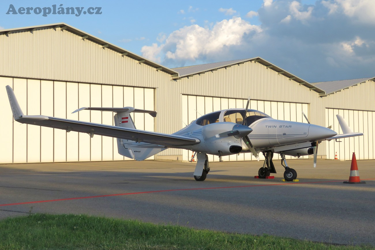 Diamond DA-42 Twin Star - OE-FWR