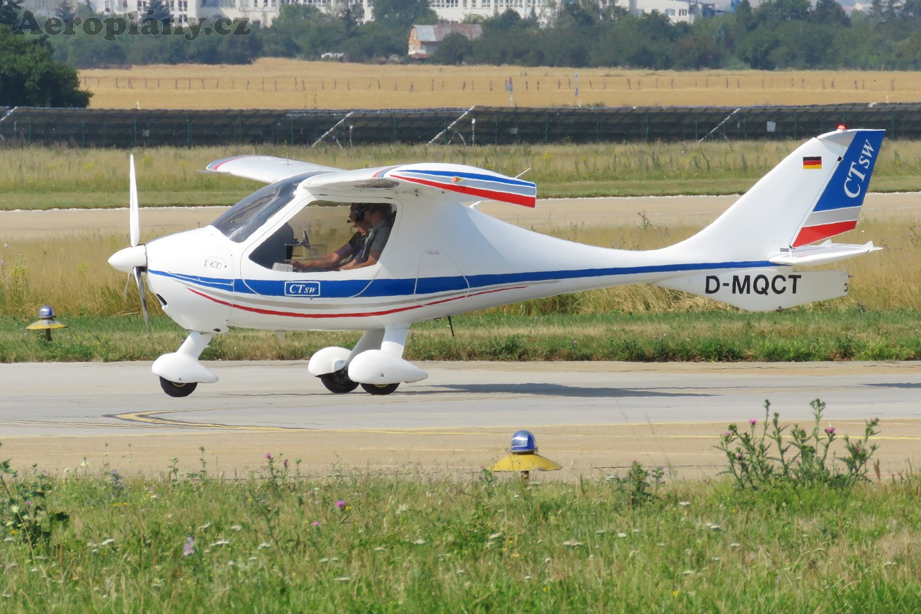 Flight Design CT-SW - D-MQCT